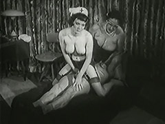 Granny Doctor Healing Old Man's Erection Problems 1950 tube porn video