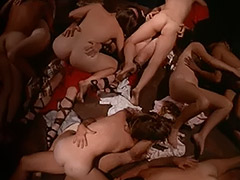 Imperator's Sex Orgy of Young Women 1970 tube porn video