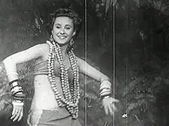 Exotic Babe Dances and Smiles 1940 tube porn video