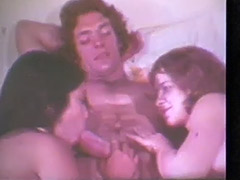 Sex Roleplay of Sheriffs and Indians 1970 tube porn video