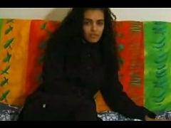 Tunisian Arab Girl tube porn video