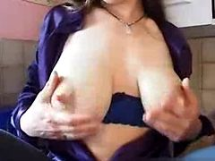 Wide Areolas tube porn video