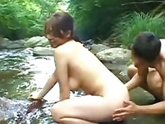 Yumi Kazama and me in village By Saamba tube porn video