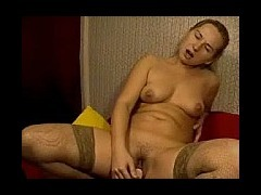 Russian Mature Toys Pussy On Webcam tube porn video