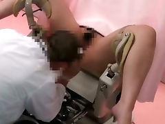 Gynecologist Orgasm Spycam 3 tube porn video