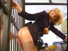 German arrested by a Hungarian police woman with long nails tube porn video