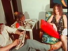 vintage fuck in front of husbad tube porn video