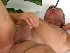 sexy daddy blows his load tube porn video