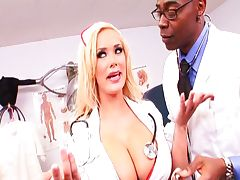 Nurse gets it in the ass tube porn video