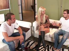 Busty Brooke Banner Bangs Dudes tube porn video