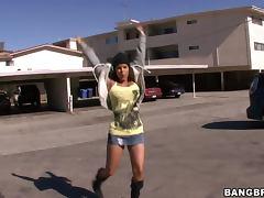 Fucking Diamond Kitty's Sugar Butt in Hardcore Anal Sex Clip tube porn video