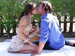 Jenni Lee kissing and hardcore porn tube porn video