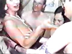 British Orgies videos. Naughty British boys fuck all pussies and mouths of horny English girls in fuck parties