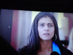 hot bollywood bitch KAJOL got tributed tube porn video
