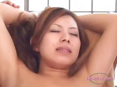 Asian Girl With Handcuffes Fingered Nipples Vacumend By 3 Masseuses On The Massage Bed tube porn video