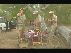 PIC NIC dans la faune africaine tube porn video
