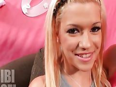 Nikki Sexxx lesbian orgy tube porn video