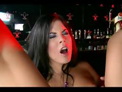 anal sex with a bar tender tube porn video
