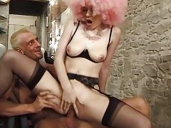 French fuzzy wuzzy fucked tube porn video