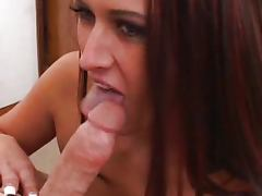 The bigger the tits the harder the cock tube porn video