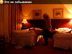 Amateur Hotel Sex Ukrainian Model With Old Russian Daddy tube porn video
