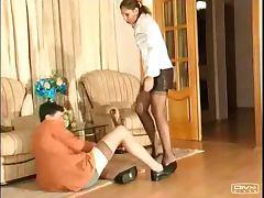 men in stocking sex tube porn video