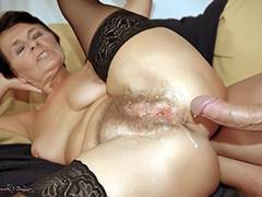 Older and Anal 21 tube porn video