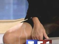 claire chazal tube porn video