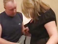 Hot British BBW Mature tube porn video