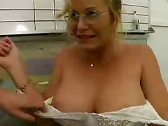 Mature teacher school janitor tube porn video