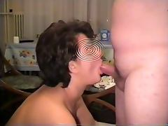 Swallowing videos. Lewd-Minded nymphs do love swallowing fresh cumshots after hard sex