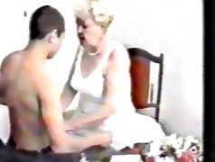 Fat gran fucks a younger guy tube porn video
