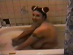 Honey Moons 9 Months Pregnant and Bustin 5 tube porn video