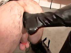 Sissy Ass turns Rubber Cunt and more tube porn video