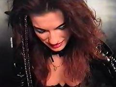 German Vintage Femdom tube porn video