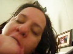 My BBW sucking off my big thickcurved meat and loving it! tube porn video