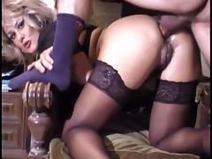 Cute mature anal retro tube porn video