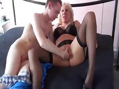 hot german milf tube porn video
