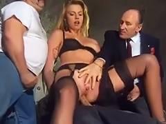 Italien Classic 90s tube porn video