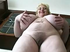 Saggy Russian Aged tube porn video