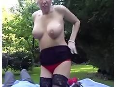 work my garden sissy tube porn video