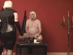 Redz245 Femdom fisting tube porn video