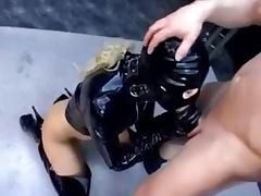 Latex freaks! tube porn video