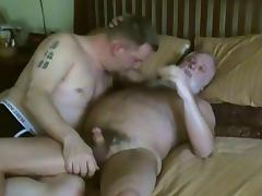 wake up daddy bear tube porn video