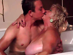 Mom And Boy videos. When a naked mom and boy stay alone then you can expect a lewd sex