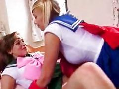Cosplay Sailor Moon tube porn video
