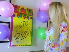 Her Birthday Present tube porn video
