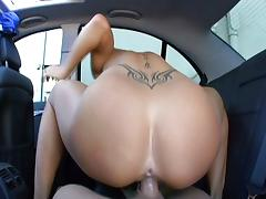 Super hot cock ride with Savannah Stern tube porn video