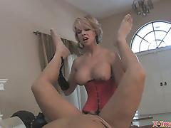Bound and fucked tube porn video