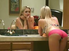 Thin Blonde Babe Mia Malkova Rubs Her Cunt And Wait For Cock tube porn video
